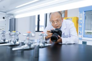 Prof. Hanming SHEN: Love of Photography Is in My DNA