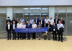 Vice Counsel of the Guangzhou Municipal Science & Technology Bureau visits FHS