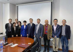 President of Wenzhou Medical University visits FHS