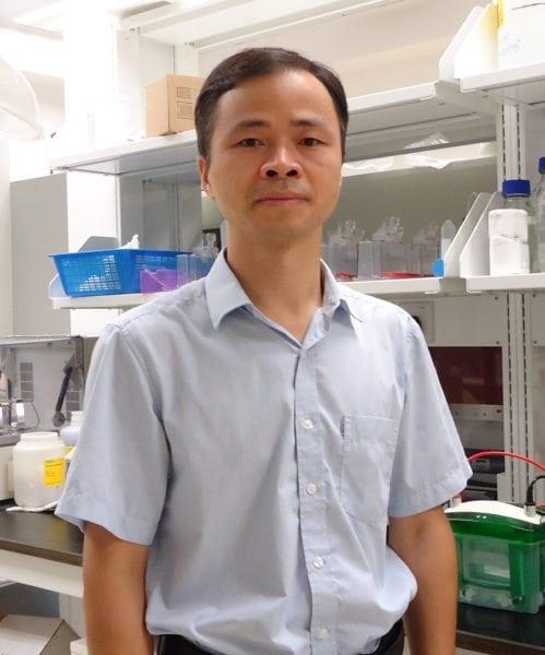 Prof. Cheng-Wei HE
