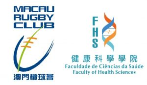The Macau Rugby Club makes a donation to FHS for supporting breast cancer research