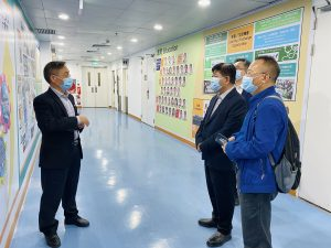 Delegation from Guangdong Academy of Sciences visits FHS