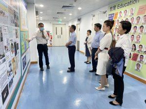 浙江中醫藥大學校長率團訪問健康科學學院