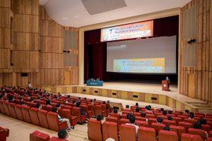 澳大舉辦第七屆生物醫學科學研討會近40場演講分享創新技術